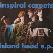 Click here for more info about 'Inspiral Carpets - Island Head EP'