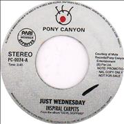 Click here for more info about 'Inspiral Carpets - Just Wednesday'