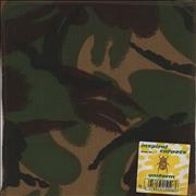 Click here for more info about 'Inspiral Carpets - Uniform - Camouflage Sleeve - Sealed'