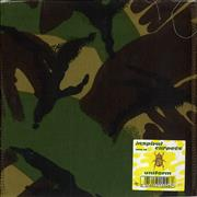Click here for more info about 'Inspiral Carpets - Uniform - Camouflage Sleeve'