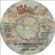 Click here for more info about 'Instant Funk - Got My Mind Made Up'