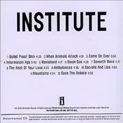 Click here for more info about 'Institute - Institute - Distort Yourself'