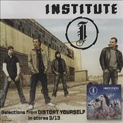 Click here for more info about 'Institute - Selections From Distort Yourself'