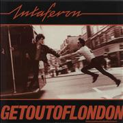 Click here for more info about 'Intaferon - Get Out Of London'