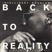 Click here for more info about 'Intelligent Hoodlum - Back To Reality'