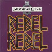 Click here for more info about 'International Chrysis - Rebel Rebel'