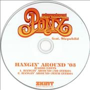 Click here for more info about 'International Pony - Hangin' Around '03 - Radio Edits'