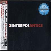 Click here for more info about 'Interpol - Antics'