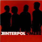 Click here for more info about 'Interpol - C'Mere - Un-Numbered P/S'