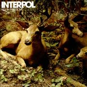 Click here for more info about 'Interpol - No I In Threesome'