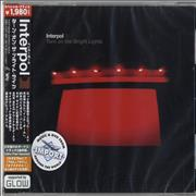 Click here for more info about 'Interpol - Turn On The Bright Lights'