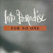 Click here for more info about 'Into Paradise - For No One'