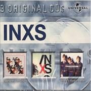 Click here for more info about 'Inxs - 3 Original CDs'