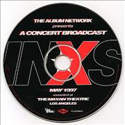 Click here for more info about 'Inxs - A Concert Broadcast'
