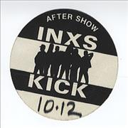 Click here for more info about 'Inxs - After Show Pass'