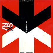 "Inxs By My Side UK 7"" vinyl"