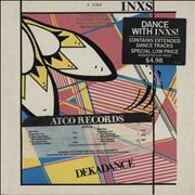 Click here for more info about 'Inxs - Dekadance EP - Timing Strip & Promo Stamped'
