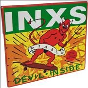 Click here for more info about 'Inxs - Devil Inside - Postcard Pack'