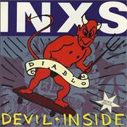"Inxs Devil Inside UK 12"" vinyl"