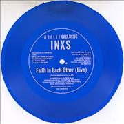 Click here for more info about 'Inxs - Faith In Each Other - Live Flexi'