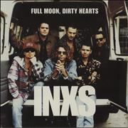Click here for more info about 'Inxs - Full Moon, Dirty Hearts - EX'