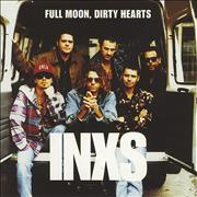 Inxs Full Moon, Dirty Hearts UK CD album