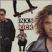 Inxs Kick - EX UK vinyl LP