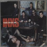 Inxs Please (You Got That...) Germany CD single