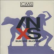 Click here for more info about 'Inxs - Suicide Blond'