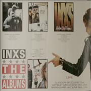 Click here for more info about 'Inxs - The Albums / Tour'