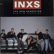 Click here for more info about 'Inxs - The New Sensation - Music & Interview'