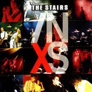 Inxs The Stairs Netherlands CD single