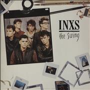 Inxs The Swing Australia vinyl LP