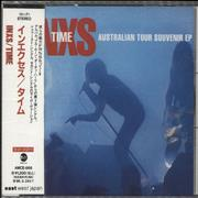 Click here for more info about 'Inxs - Time Australian Tour Souvenir EP'