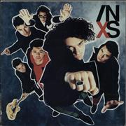 Inxs X - EX UK vinyl LP