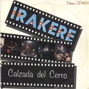 Click here for more info about 'Irakere - Calzada Del Cerro'