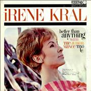 Click here for more info about 'Irene Kral - Better Than Anything'