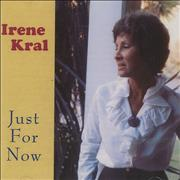 Click here for more info about 'Irene Kral - Just For Now'