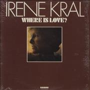 Click here for more info about 'Irene Kral - Where Is Love?'