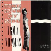 Click here for more info about 'Irma Thomas - Time Is On My Side'