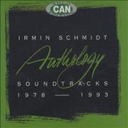 Irmin Schmidt Anthology - Soundtracks 1978-1993 Germany 3-CD set