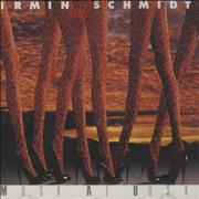 Irmin Schmidt Musk At Dusk UK CD album