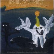 Irmin Schmidt Villa Wunderbar - A Selection UK CD-R acetate Promo