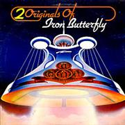 Click here for more info about 'Iron Butterfly - 2 Originals Of Iron Butterfly'