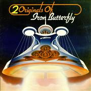 Click here for more info about 'Iron Butterfly - 2 Originals Of'