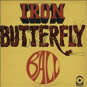 Click here for more info about 'Iron Butterfly - Ball - 1st - EX'