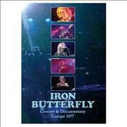 Click here for more info about 'Iron Butterfly - Concert And Documentary: Europe 1977'