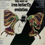 Click here for more info about 'Iron Butterfly - Evolution - The Best Of Iron Butterfly'