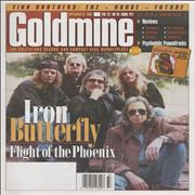 Click here for more info about 'Iron Butterfly - Goldmine - Spetember 1996'