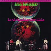 Iron Butterfly In-A-Gadda-Da-Vida - 180gm 33RPM - Sealed USA vinyl LP